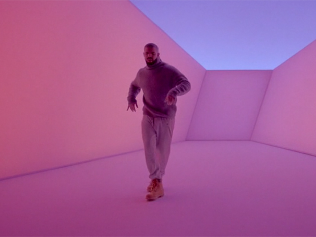 The Funniest Internet Reactions To Drakes Hotline Bling Video - Drakes hotline bling dance moves go with just about any song