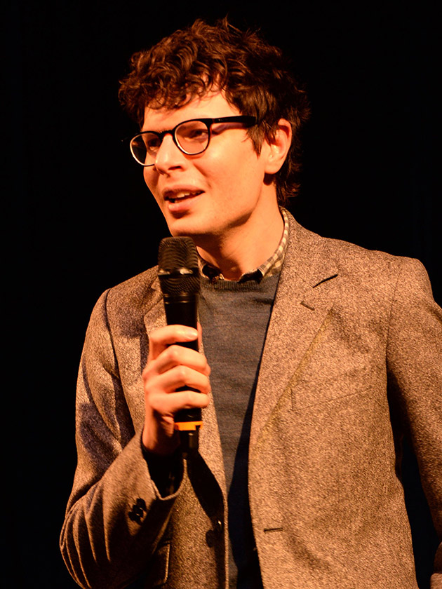 Whatever Happened To Simon Amstell