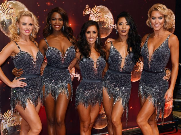 Who are the Strictly female professionals dating  Find out who     s     Now magazine