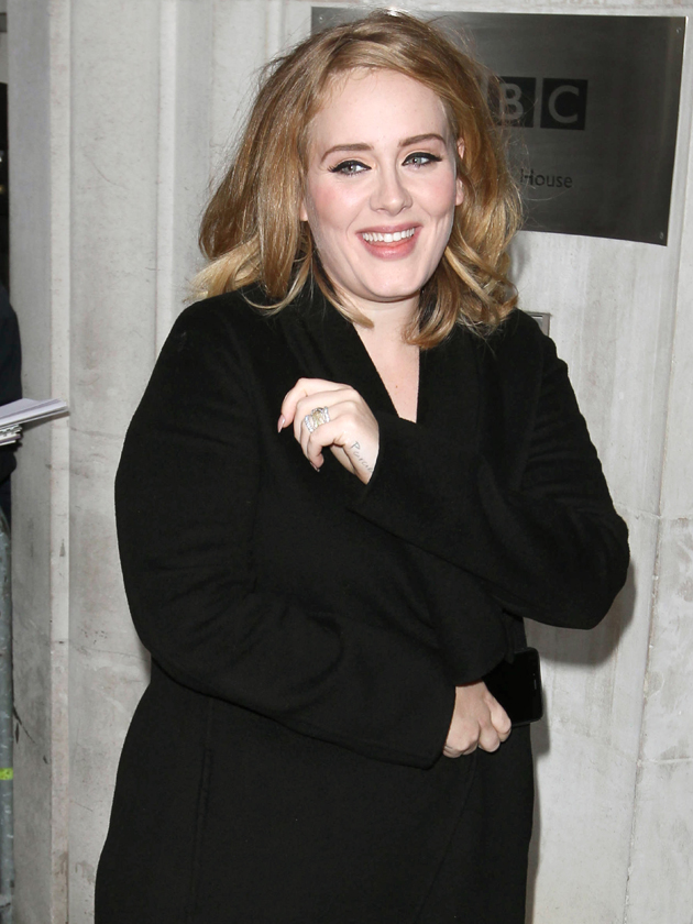 Adele interview about breaking the internet and new album 25