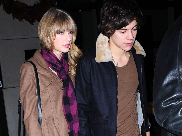 Who is dating who harry styles