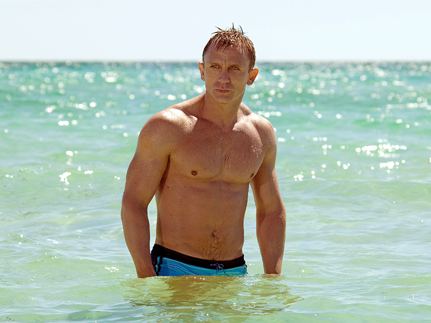 Daniel Craig's best moments as James Bond