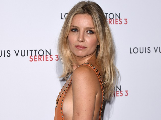 Who is Chris Martin's new girlfriend? 7 things to know about Annabelle Wallis