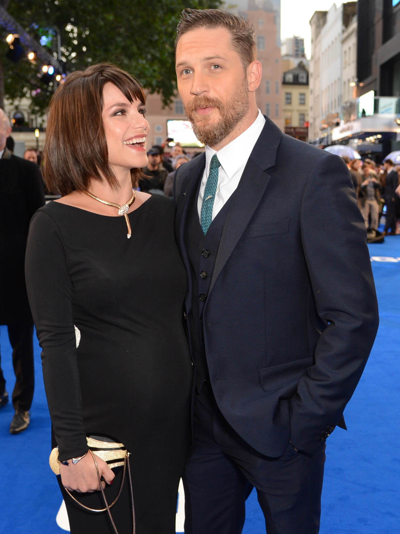 6 Reasons Why Tom Hardy Will Be The Best Dad Ever