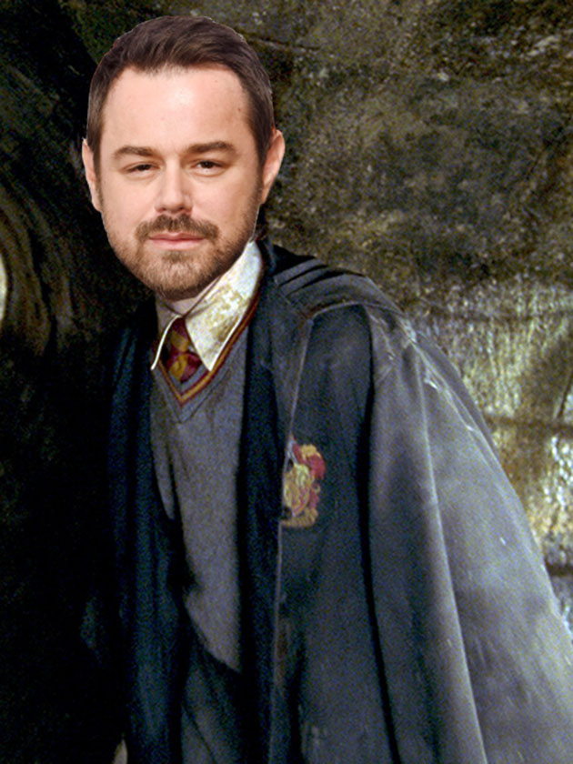 Harry Potter Is The Latest Film To Get A Danny Dyer Voiceover