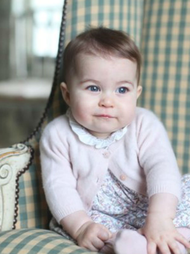 You Have To See The New Pictures Of Princess Charlotte