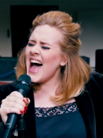 Adele performs When We Were Young