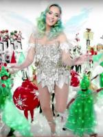 Katy Perry's Happy & Merry video