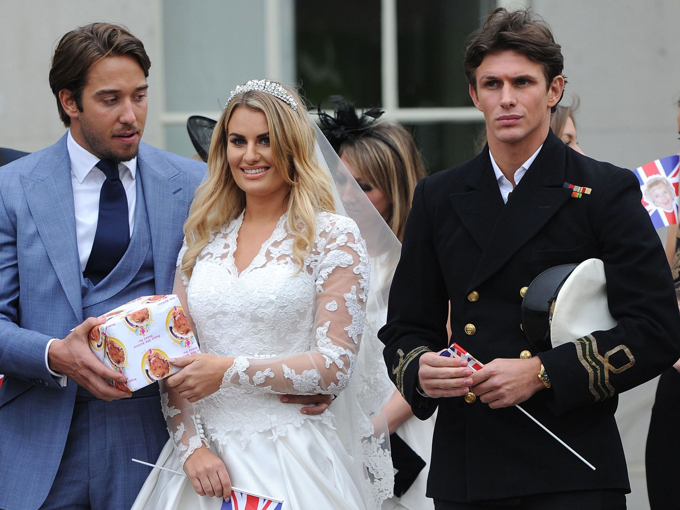 TOWIE Danielle Armstrong back together with James Lock