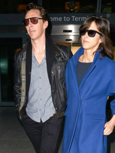 benedict cumberbatch and wife sophie hunter a love story