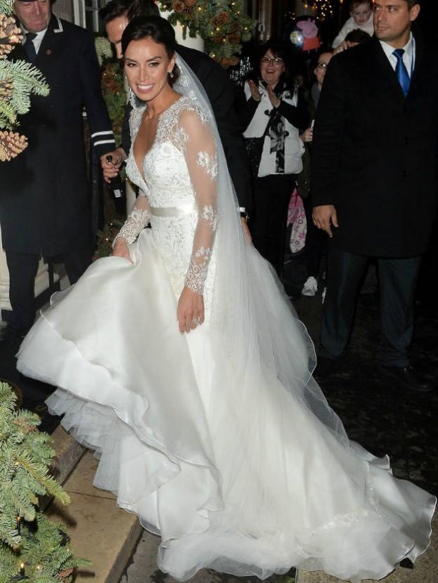 Catherine Zeta-Jones Wedding Dress