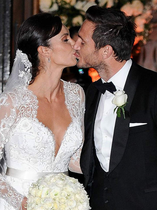 frank lampard and christine bleakley relationship problems
