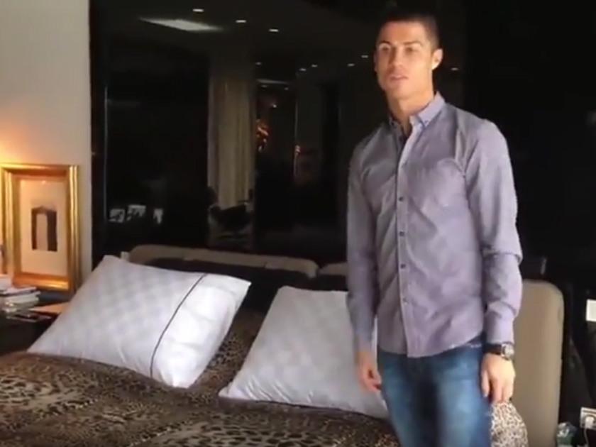 Inside Cristiano Ronaldos House