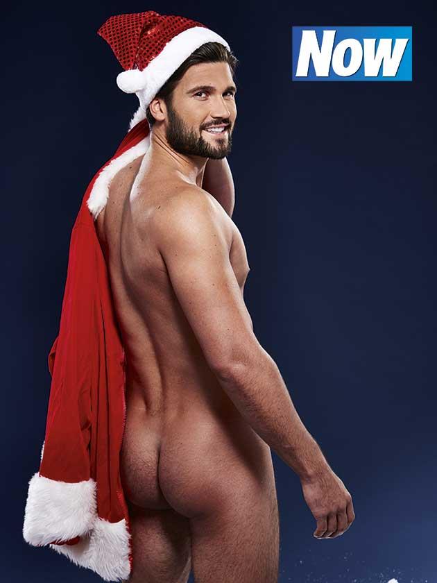 Sexy Santa Hunk