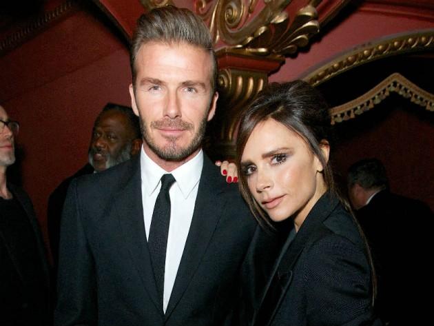 Super David And Victoria Beckhams Summer Split Short Hairstyles Gunalazisus