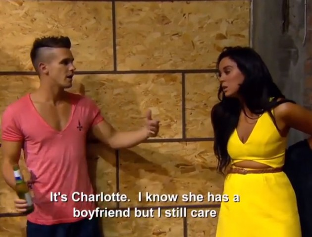 what happened between charlotte and gary