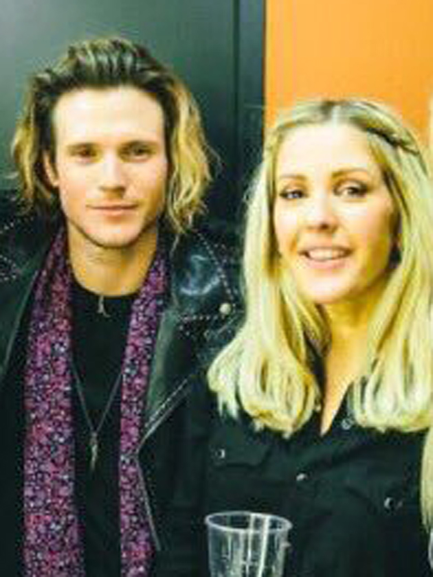 ellie goulding and dougie poynter relationship problems