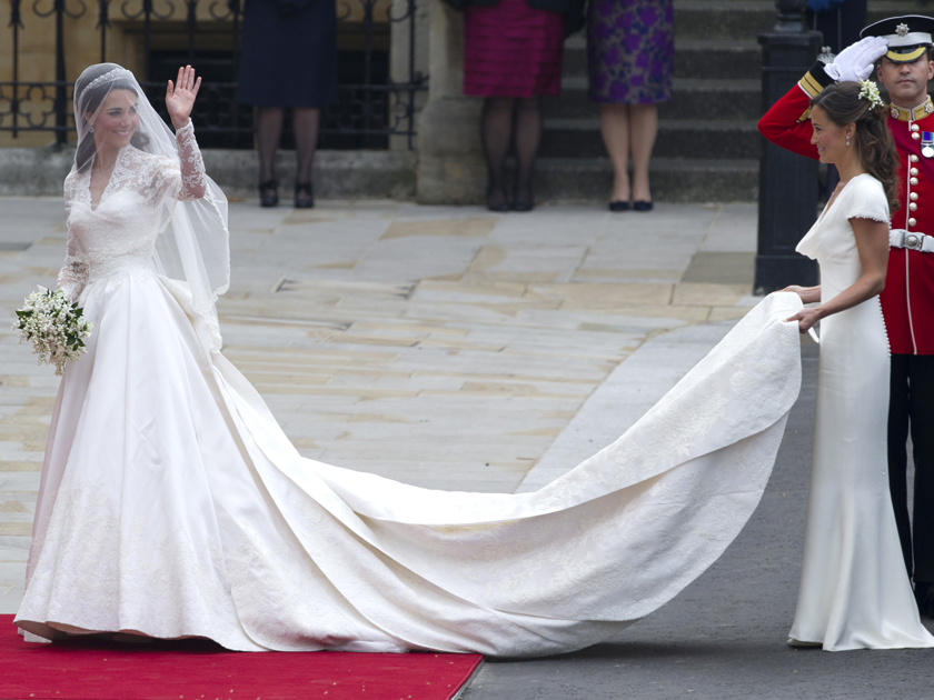 The Most Expensive Celeb Wedding Dresses Ever