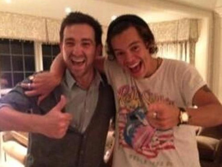 Image result for harry styles jeff azoff