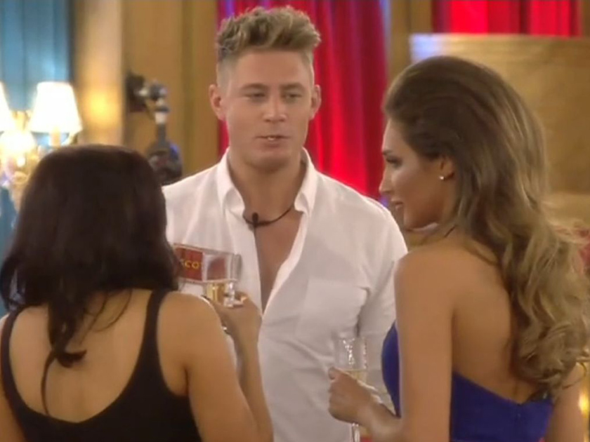 Marnie Simpson On Cbbs Scotty T He Pooed Himself When Having Sex