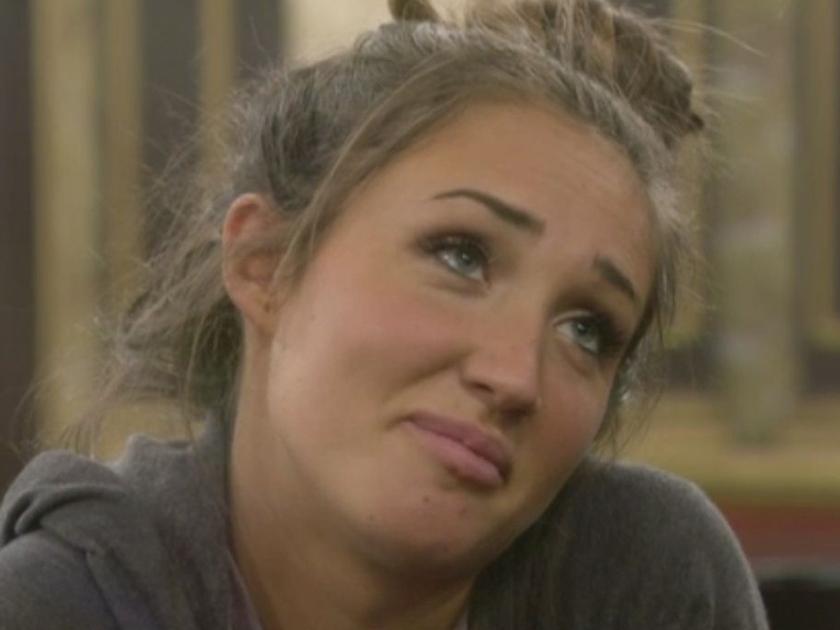 Celebrity Big Brother S Megan Mckenna Talks Secret Nose