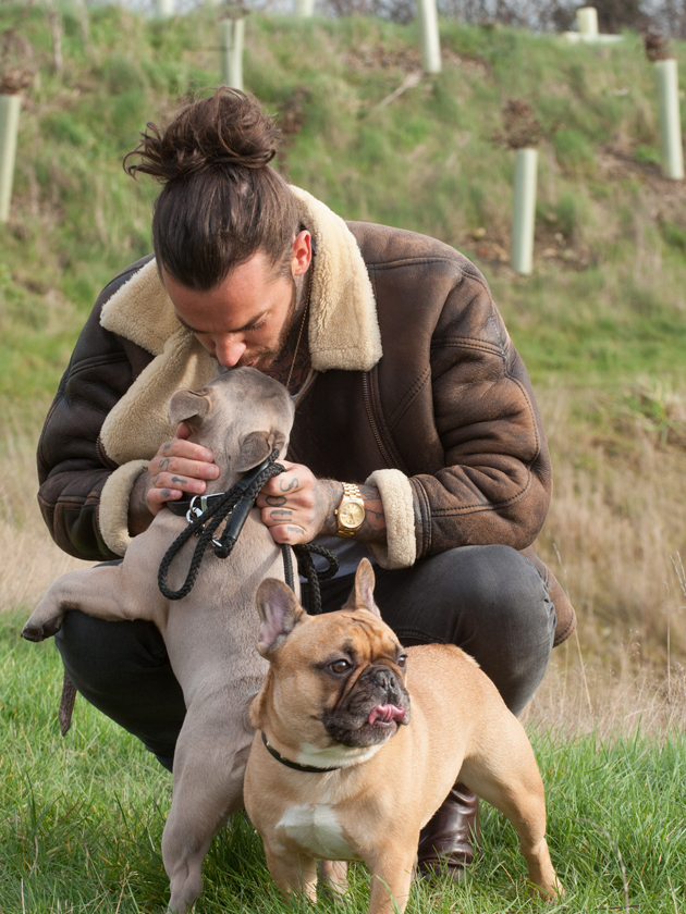 Towies Pete Wicks Adopts A Puppy Now We Love Him More