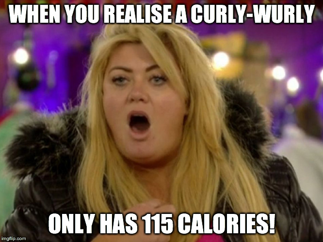 xq05b cbb's gemma collins has the best facial expressions!