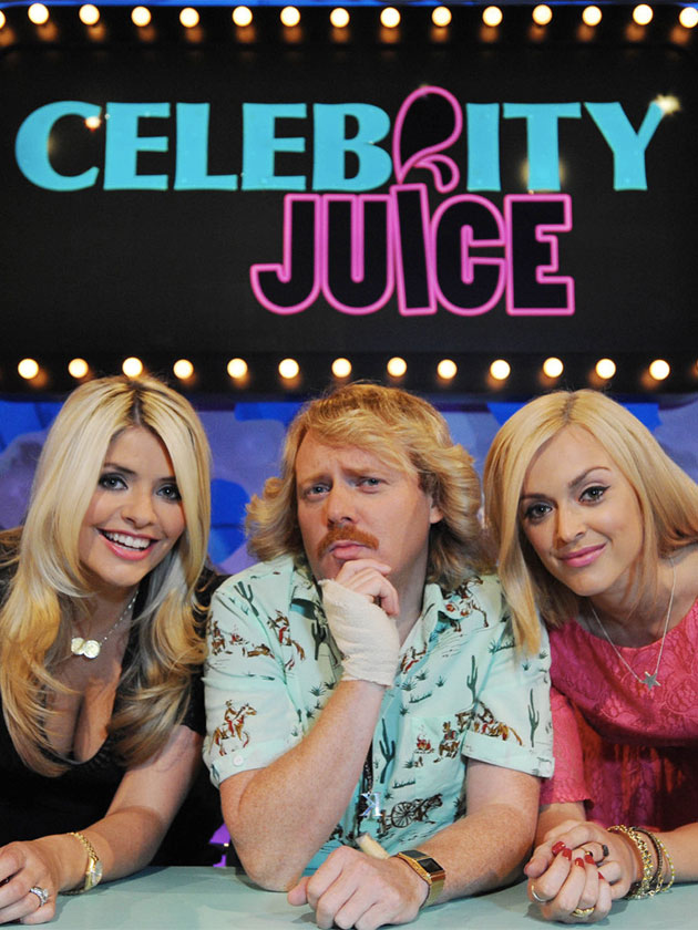 Emily Atack not replacing Fearne Cotton on Celebrity Juice ...