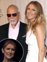 Celine Dion and husband Rene