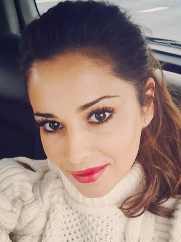 A song for baby Bear? New mum Cheryl's music career comeback