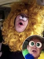 Elton John and James Corden do Carpool Karaoke