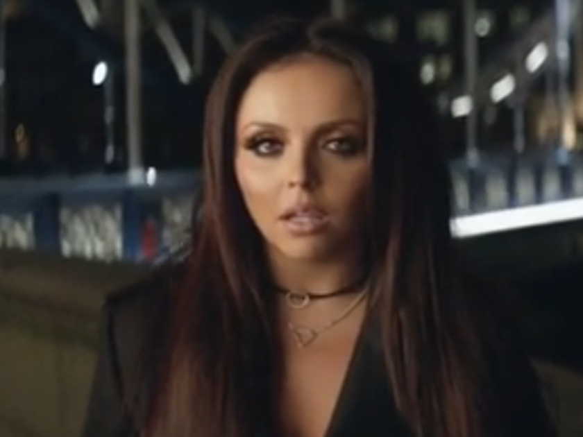 3bf8b15ea029b1 9 heartbreaking bits in Little Mix's Secret Love Song video