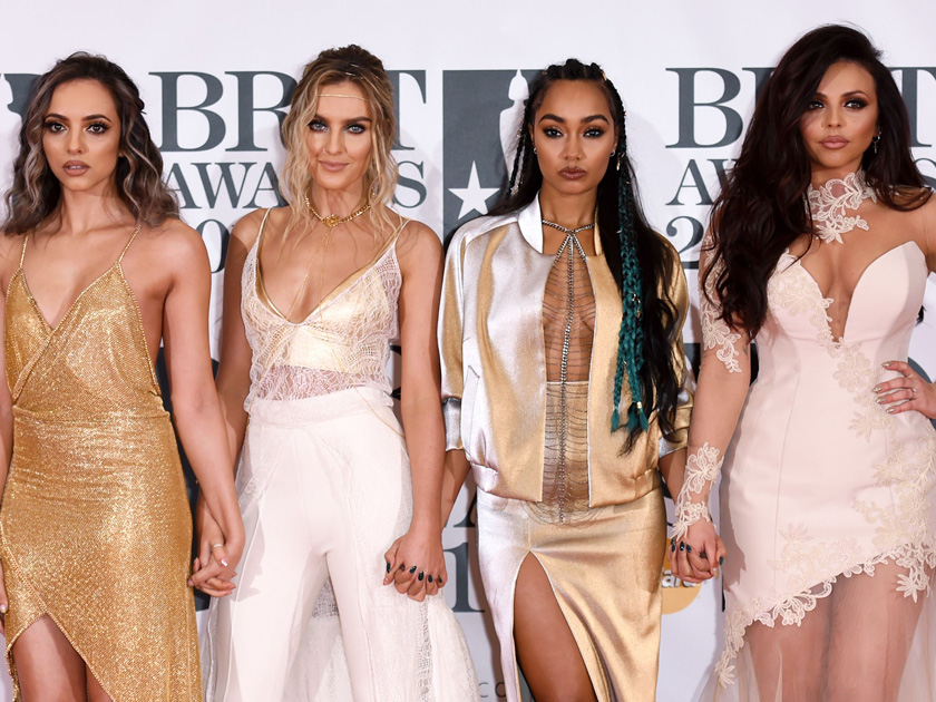 cd8df3ce5a98 The BRITs 2016: All the looks from the red carpet!