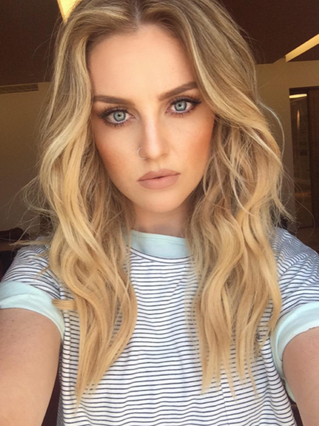 Has Perrie Edwards Moved On From Luke Pasqualino With This