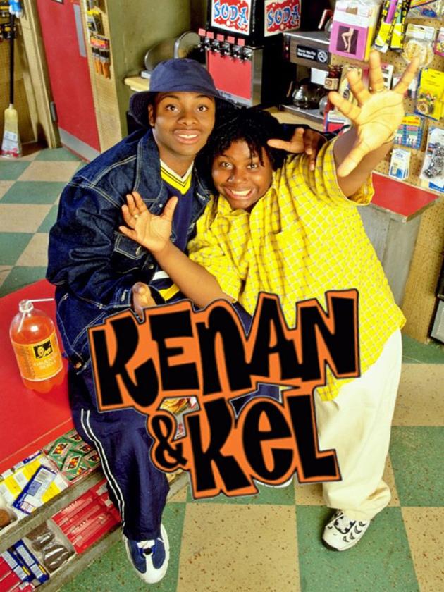 Remember Kenan and Kel...