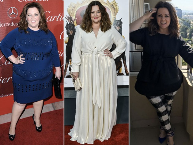 Image result for Melissa Mccarthy Weight Loss