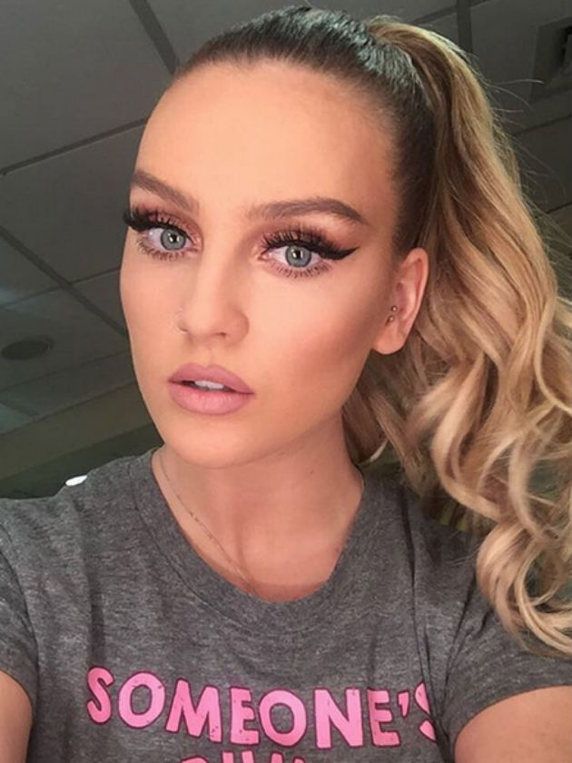 Did Little Mix S Perrie Edwards Just Slam Zayn Malik Live