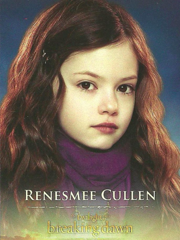 PICTURES Remember Renesmee Cullen from Twilight See what ...