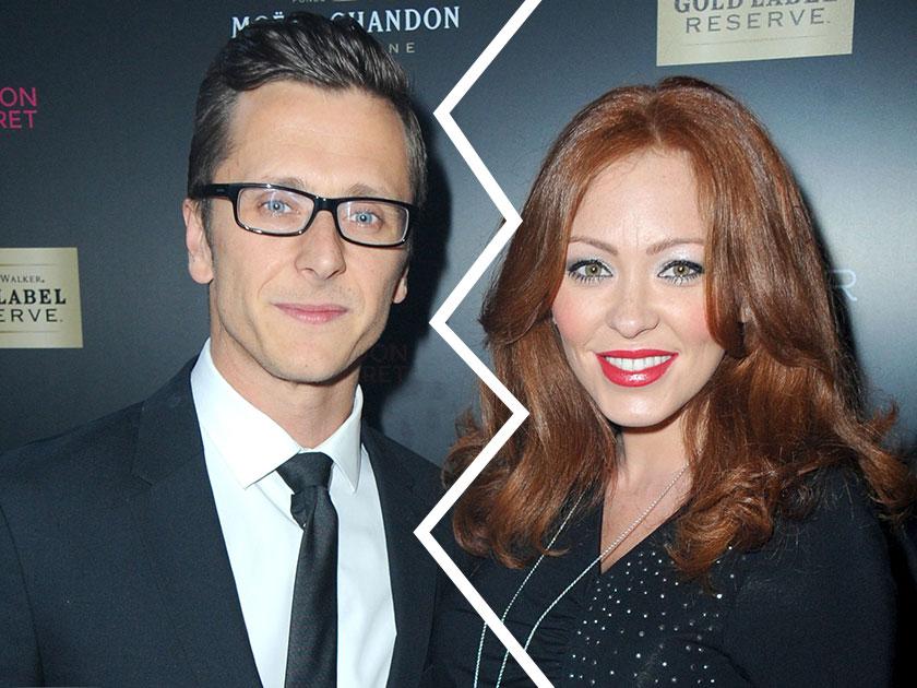 Natasha Hamilton and Ritchie Neville expecting their first