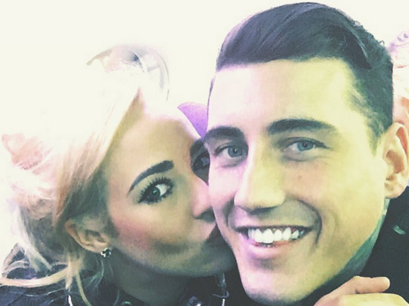 Wedding bells? Stephanie Davis 'hopes to marry Jeremy McConnell after his rehab stint'