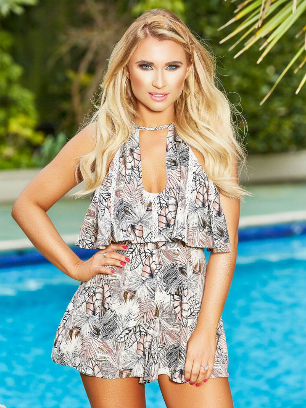 2f9ba28c4430 TOWIE Billie Faiers   I d love to see Kim Kardashian wearing my clothes