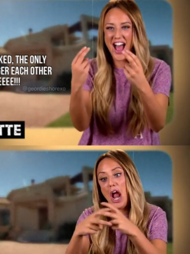 Geordie Shore 10 Of The Most Hilarious Charlotte Crosby Quotes Ever