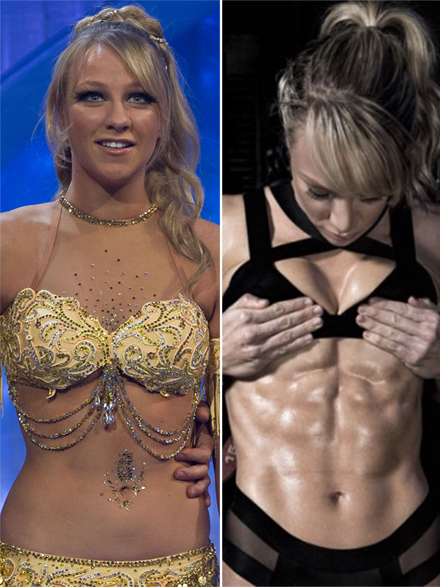 Pictures  Chloe Madeley U0026 39 S Incredible Body Transformation