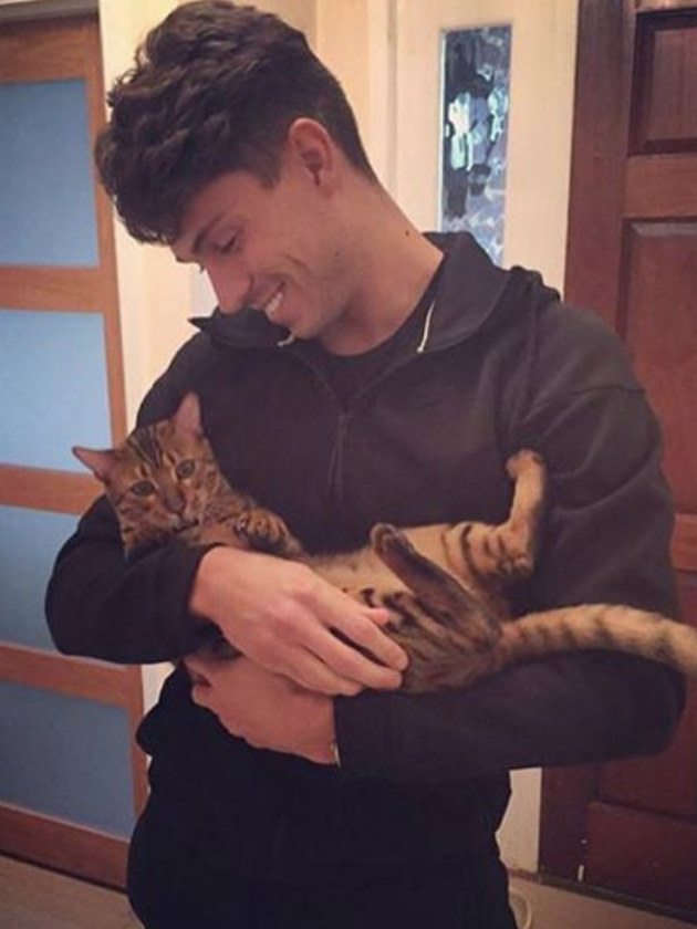 Joey Essex Pays Heartbreaking Tribute After His Cat Is