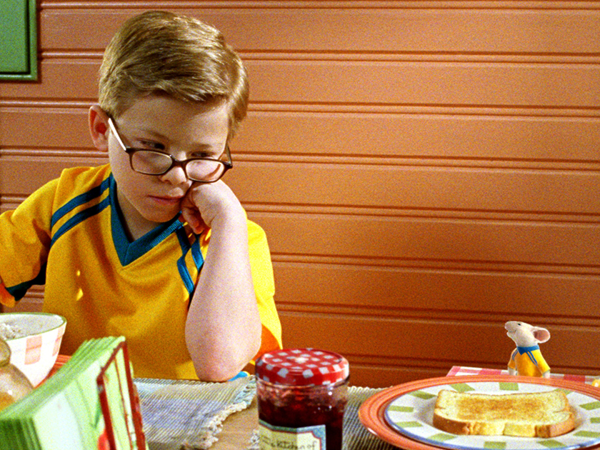 The Kid From Stuart Little Does Not Look Like This Anymore