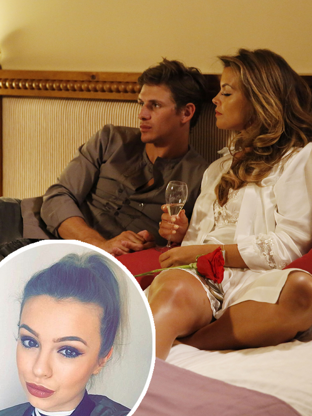 Megan Rees claims TOWIE's Jake Hall tried to sleep with her – and brands Chloe Lewis a 'mug'
