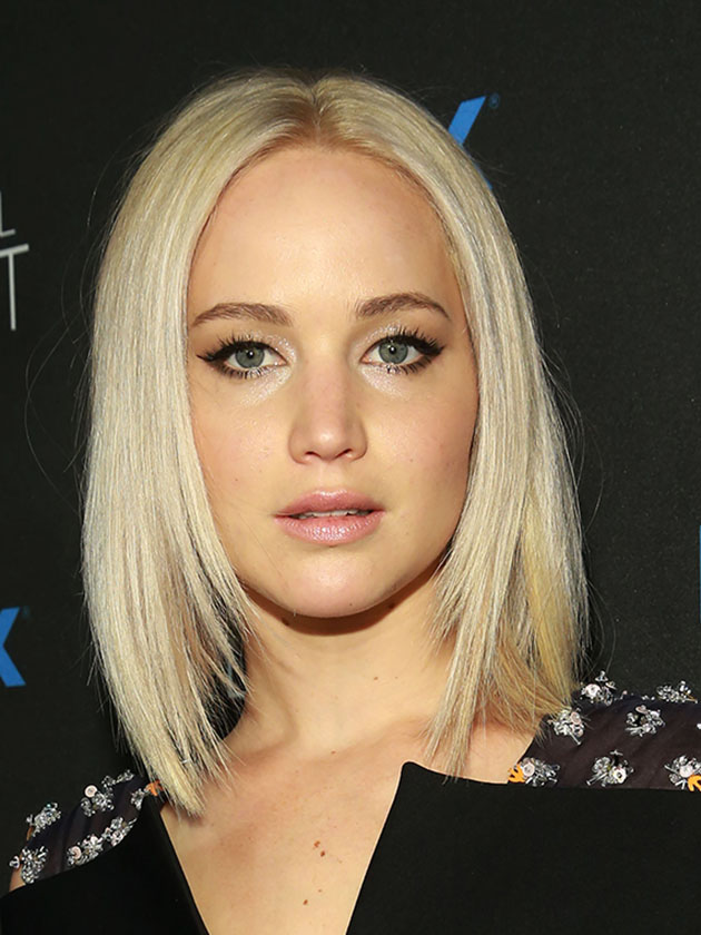 7 celebrities who are nailing ice blonde hair incl. Taylor ...