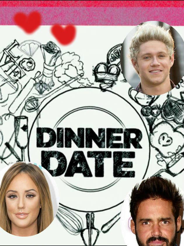 Celebrity Dinner Date Episode 1 - The ITV Hub