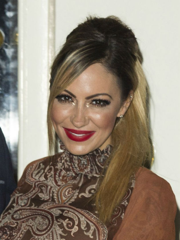 Fresh Start Jodie Marsh Reveals Wild New Hair After Split