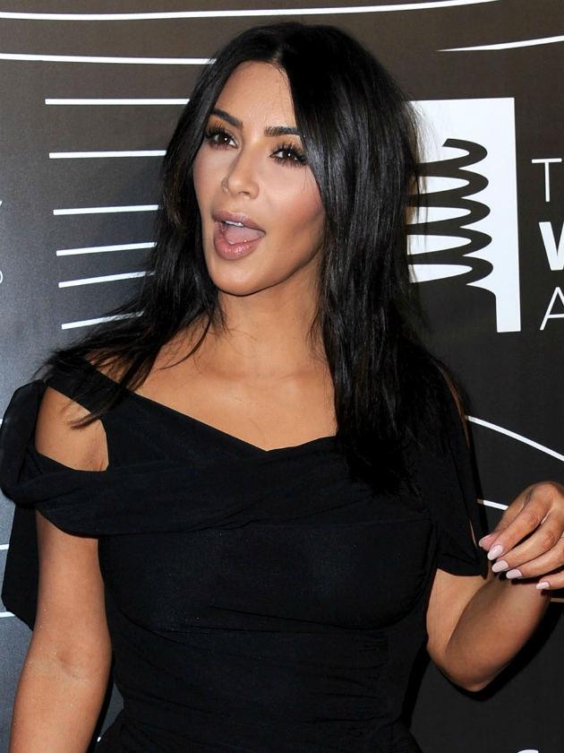 Kim Kardashian on When Shell Stop Posing Naked: I Dont